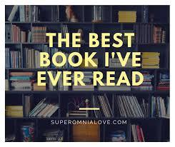 The I've Omnia Best Read Ever Book Super Love –