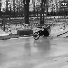 Android app by rtv drenthe free. Winter Bike Gif By Rtv Drenthe