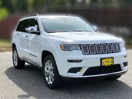 New 2020 Jeep Grand Cherokee Summit Sport Utility In