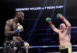 Deontay Wilder vs. Tyson Fury fight ...