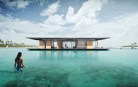 Uncharted Waters: Architects Are Experimenting With Floating Home ...