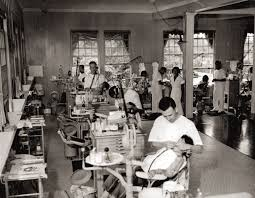 photo essay everyday life in th century honolulu honolulu open wide if you had a toothache in 1935 you could get dental work done at palama settlement the settlement first began providing care and social