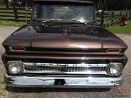 Chevy Step side Frame off restoration custom retro street rod ...