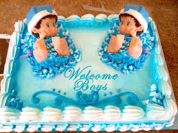 For Twins Boy And Girl For Baby Shower Cakes Twins Archives Diy Twin Boy And Girl Baby Shower Ideas