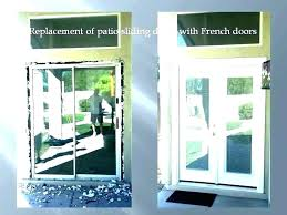 pocket door cost replacing a how much does it to install repair sliding replacement glass