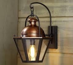 pottery barn outdoor lighting. Pottery Barn Case Sconce Pottery Barn Outdoor Lighting C