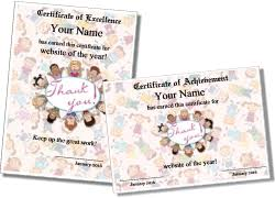 Vbs Certificate Template Printable Certificates For Teachers