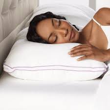 Biosense Memory Foam Shoulder Pillow With Better Than Down Cover