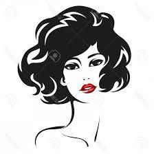 Fashion Woman Face Vector Cqrecords