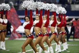 Watch big breasted cheerleaders cheer