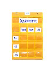 Attendance Chart Attendance Chart