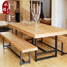 wood and wrought iron furniture. Beautiful Iron And Wood Dining Table Wrought Coffee Glass Top Furniture T