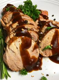 It is basically a biscuit, topped with mashed potatoes, topped with chicken noodle soup. Best Damn Instant Pot Pork Tenderloin Recipeteacher
