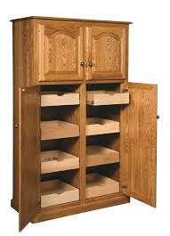 pantry storage cabinet shown in oak target closetmaid pantry storage cabinet