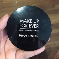 make up for ever pro finish powder 127 golden sand