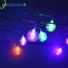 Purple Led Christmas Lights Us 7 03 33 Off Osiden 50led 9m Led Strings Snowball Led Christmas Light Wedding Party Decoration String Lights Ac110v 220v In Lighting Strings From