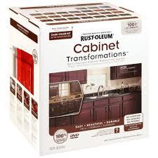 Rust Oleum Transformations Light Color Cabinet Kit 9 Piece Cabinet Refinishing Kit Home Depot