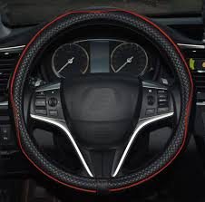 best type of steering wheel cover steering wheel leather wrap service fuzzy steering wheel covers real