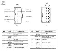 clarion wiring harness diagram wirdig