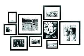 white wall picture frames white wall picture frames black wall frames set surprising wall of frames
