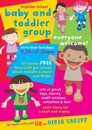 Free Childcare Advertising Free Child Care Flyer Templates Early Learning Preschool Flyer