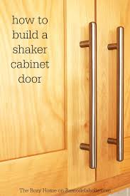 cabinet door styles shaker. How To Make A Shaker Cabinet Door Styles E