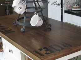Diy Kitchen Counters How To Redo Kitchen Countertops Design Ideas And Decor