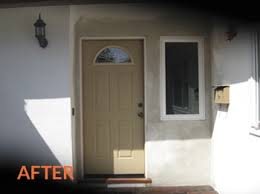 stucco repair jacksonville fl.  Jacksonville After  Front Door Stucco Repair Jacksonville FL On Fl