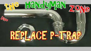 replace leaky bathroom sink drain pipe trap kit installing kitchen grey island liner corner wall cabinet