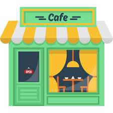 coffee shop building clipart. Wonderful Clipart Graphic Cafe Building Clipart Hot Drink Coffee Shop Inside Coffee Shop Building Clipart F