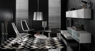 Monochrome Living Room Decorating 50 Modern Black White Living Room Design Ideas Hort Decor