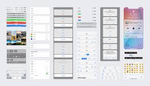 Ios 11 Design Guide Ios 11 Iphone Gui Facebook Design