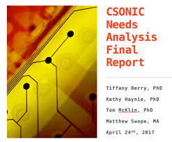 Csonic Community Needs Analysis – Csonic