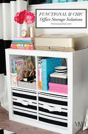 storage solutions for office. functional u0026 chic office storage ideas 100 giveaway solutions for
