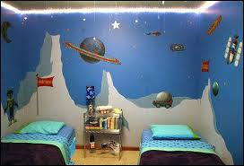 Captivating Best 25 Space Theme Bedroom Ideas On Pinterest Boys Rooms At ...