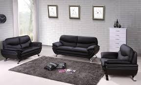 Full Size of Living Room Black Soft Premium Italian Leather Sofa Set  Loveseat Chair Bh Jonus ...