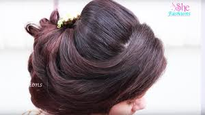New Hair Style For Girls ladies hair style tutorials new hair style for girls 2017 youtube 7288 by wearticles.com