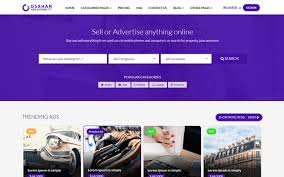 Listing Template Osahan Ads Listing Responsive Website Template Ask Bootstrap
