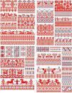 Узоры вышивки для полотенец в 195