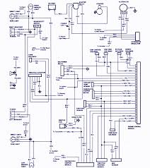 el falcon wiring diagram el wiring diagrams 1985 ford f250 pickup wiring diagram