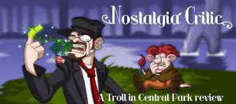 Suburban Knights Review  Nostalgia Critic  Nostalgia Critic Nostalgia Critic Christmas Tree