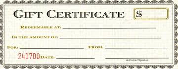 blank gift certificate template for word certificate blank gift certificate template for word