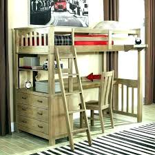 bunk bed office underneath. Loft Bed With Desk Underneath Bunk Combo Under Office 4