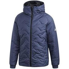 Adidas <b>Куртка мужская BTS Winter</b>, синяя, размер S, цена 56861 ...
