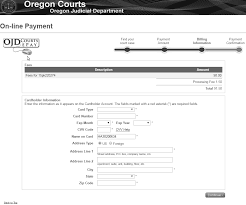 Oregon Judicial Department Ojd Courts Epay