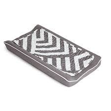 89 00 more details oilo studios pewter changing pad cover and zara topper