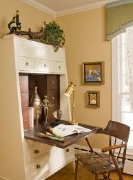 wall unit with desk home office eclectic with abattant arm chair armoire bedroom desk unit home
