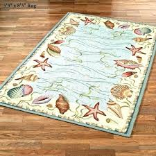 ocean themed rugs beach medium size of area nautical kitchen style bathroom outdoor rug runners