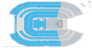 Metlife Taylor Swift Seating Chart 17 Credible Metlife Stadium Section 133 Concert