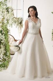 Plus Size Wedding Dresses For Brides With Curves Callista Bridal